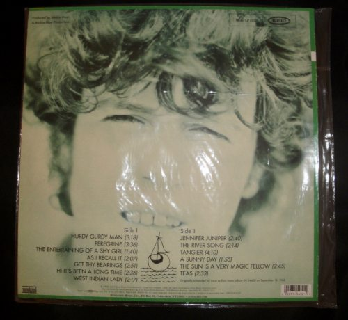 Donovan - Hurdy Gurdy Man - Limited Green Colored Vinyl, LP, Sundazed, 2018