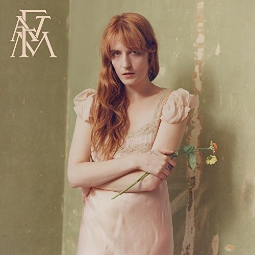 Florence & Machine - High As Hope - Vinyl, LP, 180 Gram, Republic, 2018