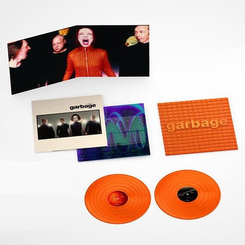 Garbage - Version 2.0: 20th Anniversary Edition [Import] Colored Vinyl, Orange, 2018