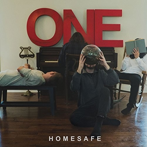 Homesafe - One - Limited Edition, Indie Exclusive, Vinyl, LP, Pure Noise, 2018
