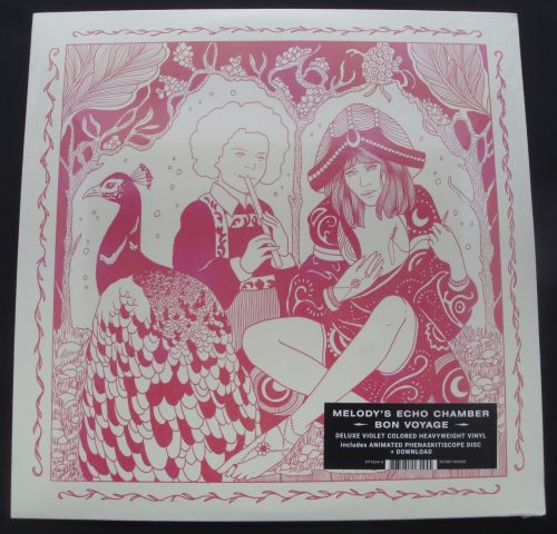 Melody's Echo Chamber - Bon Voyage - Ltd Ed Purple Vinyl, Fat Possum, 2018