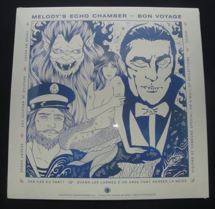 Melody's Echo Chamber - Bon Voyage - Ltd Ed Purple Vinyl, Fat Possum, 2018