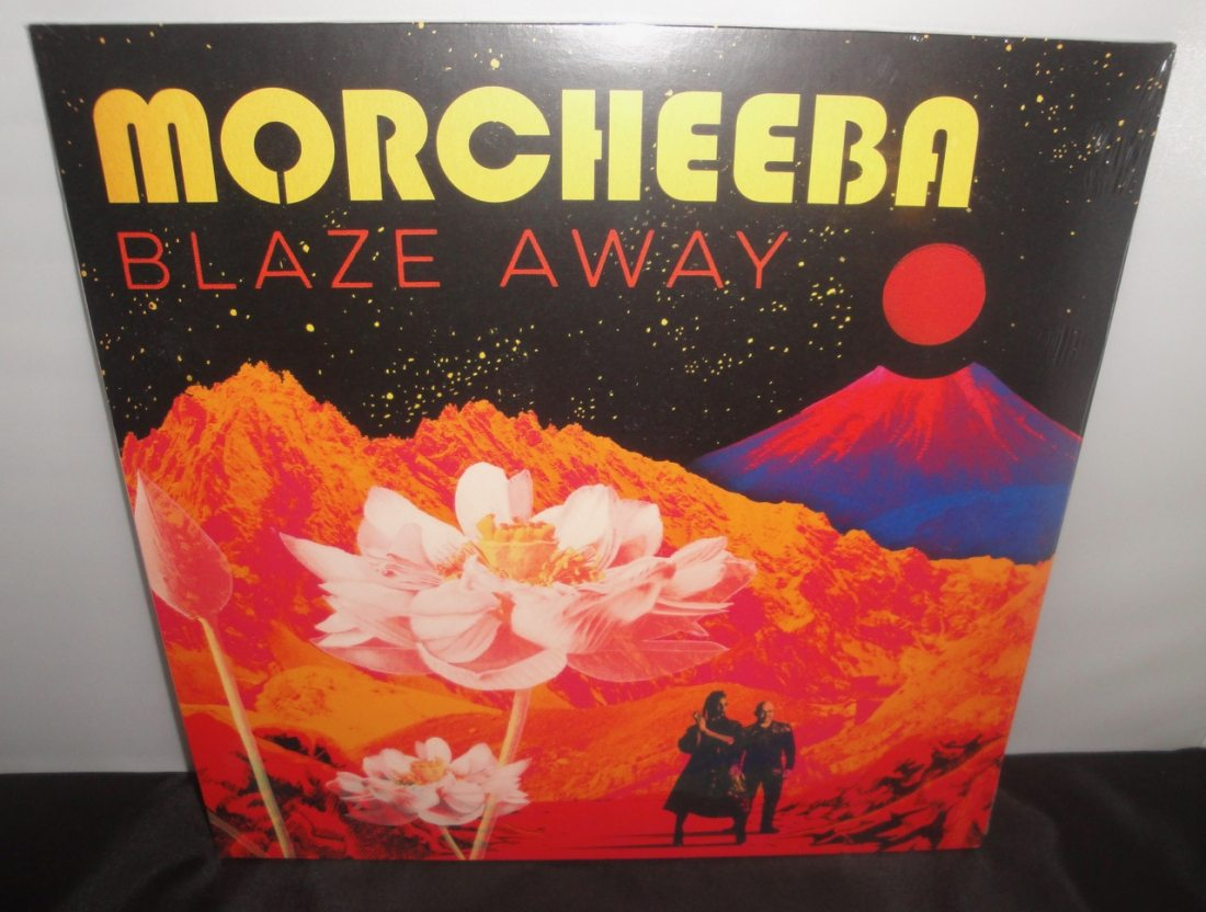 Morcheeba - Blaze Away - Limited Edition, Lilac Colored Vinyl, LP