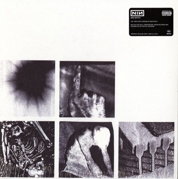 Nine Inch Nails - Bad Witch - LP