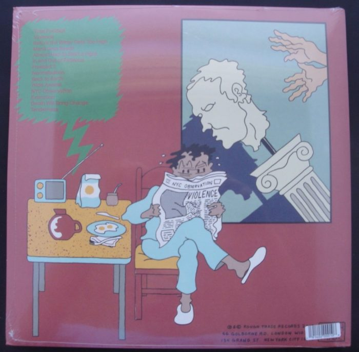 Parquet Courts - Wide Awake! - Deluxe Vinyl LP, with Booklets, Rough Trade, 2018