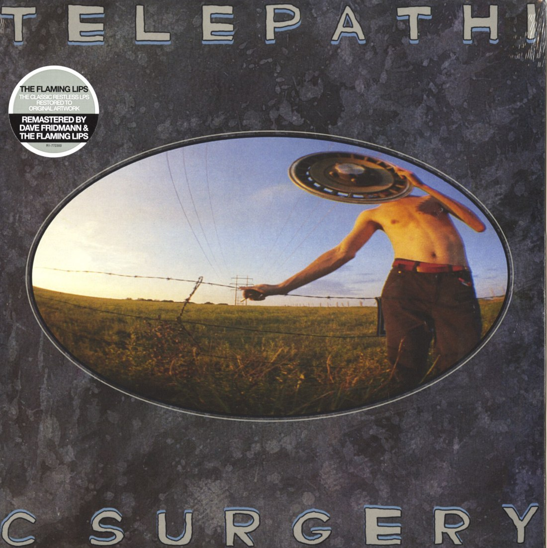 The Flaming Lips - Telepathic Surgery - Vinyl, LP, 1989 Reissue, 2018