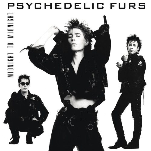The Psychedelic Furs - Midnight To Midnight - Ltd Ed, 180 Gram, Reissue, 2018