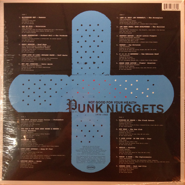 Punk Nuggets Vinyl