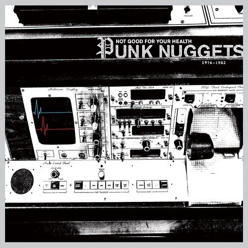 Various Artists - Punk Nuggets - Ltd Ed, 2XLP, White, Colored Vinyl, 2018