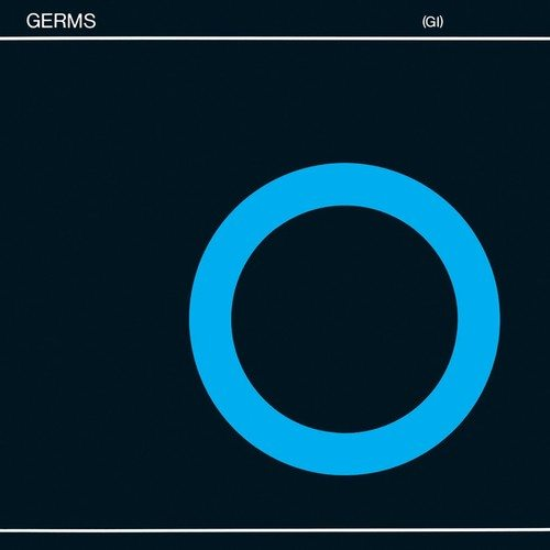 Germs - (GI) - Limited Edition, Blue Colored Vinyl, Reissue, 2018
