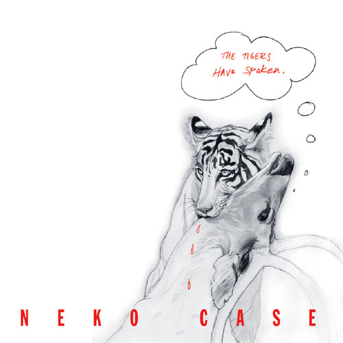 Neko Case - Tigers Have Spoken - Limited Edition, Vinyl, Reissue, Epitaph, 2018