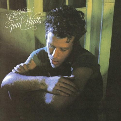 Tom Waits - Blue Valentine - Limited Edition, Remastered, Blue, Colored Vinyl, 2018