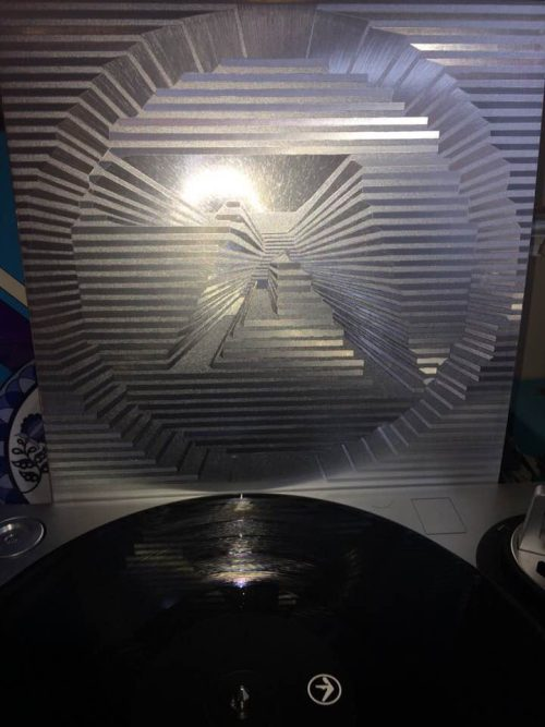 Aphex Twin - Collapse - EP, Vinyl, Special Edition, Warp Records, 2018