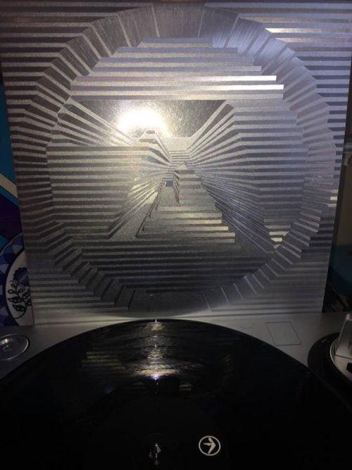 Aphex Twin - Collapse - EP, Vinyl, Special Edition, Warp Records, 2018