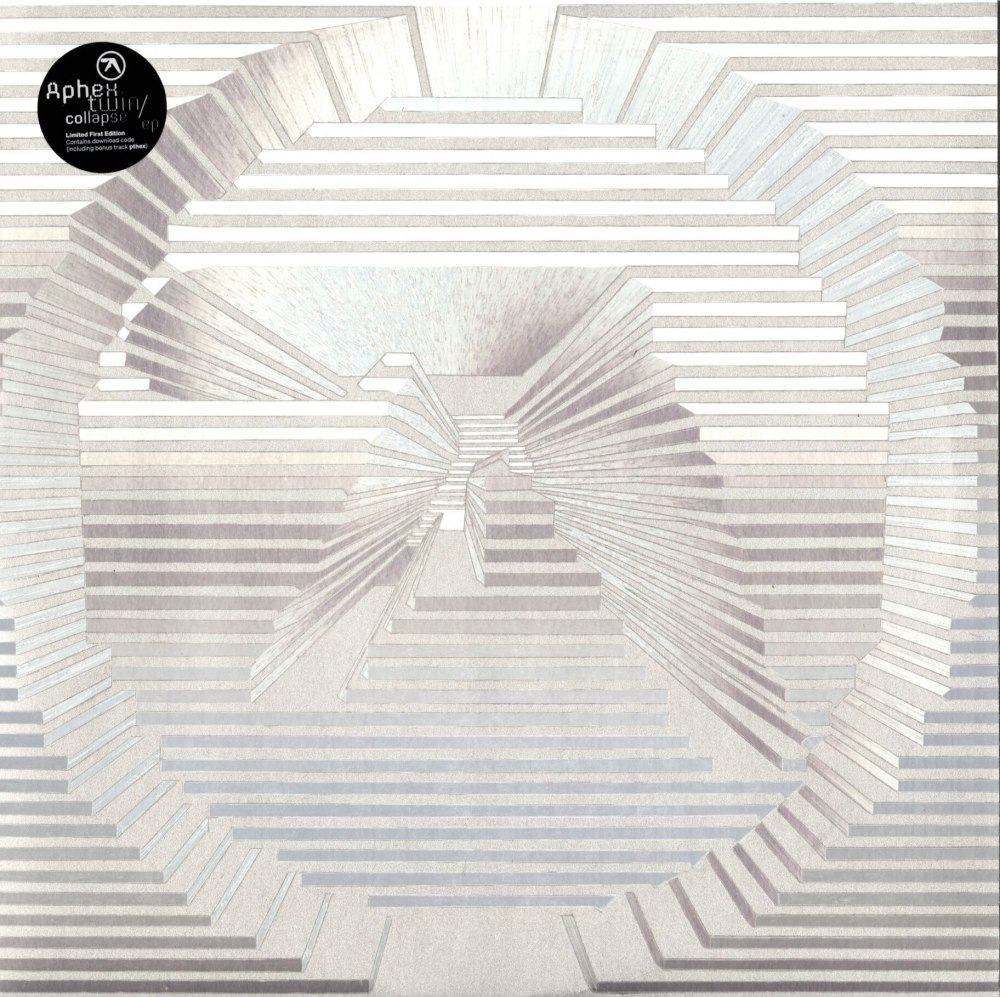 Aphex Twin – Collapse – EP, Vinyl, Special Edition, Warp Records, 2018