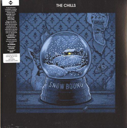 The Chills - Snowbound - Limited Edition, Snow Splatter, Colored Vinyl, 2018