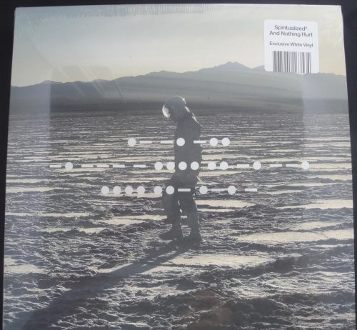 Spiritualized - Nothing Hurt - Ltd Ed, White Colored Vinyl LP, Fat Possum, 2018