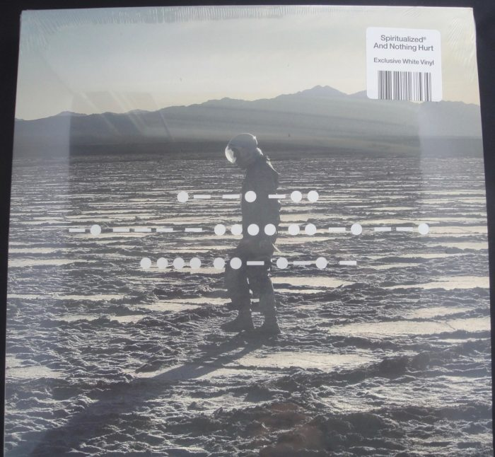 Spiritualized - Nothing Hurt - Ltd Ed, White Colored Vinyl LP, Fat Possum, 2018