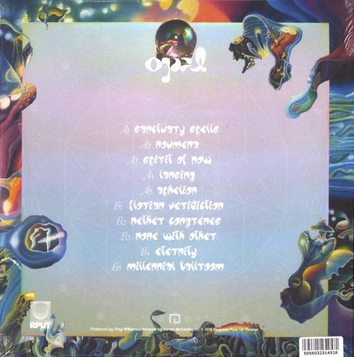 Vinyl Williams - Opal - Vinyl, LP, Requiem Pour Un Twister, Import, 2018