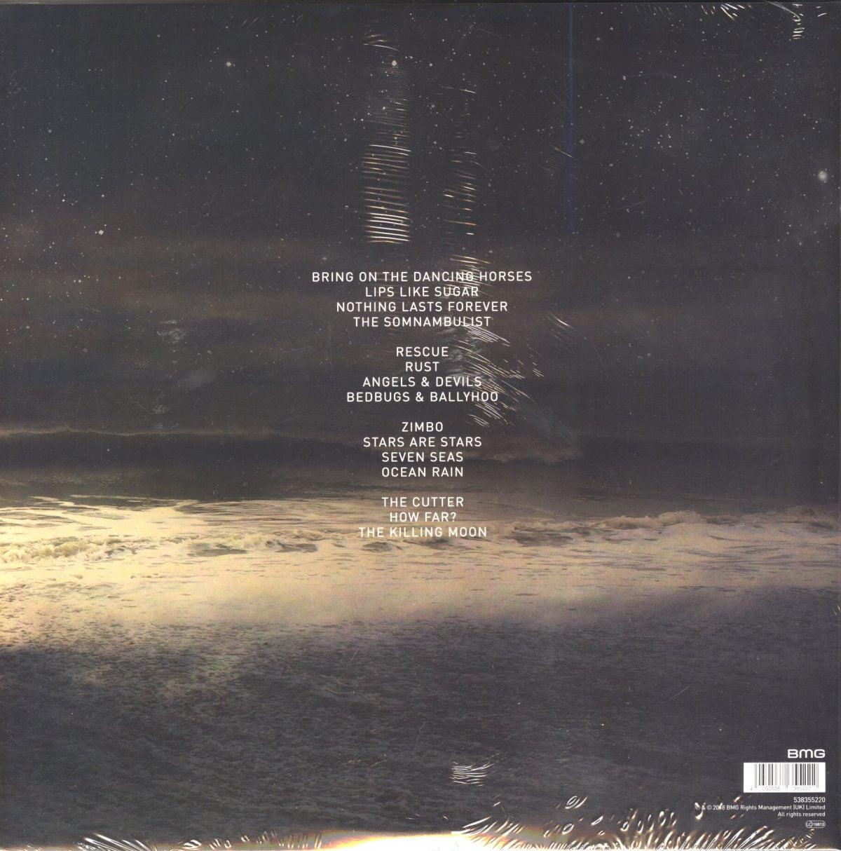 Echo & The Bunnymen - Stars The Oceans & The Moon - Ltd Ed 2XLP Luminous Vinyl, 2018