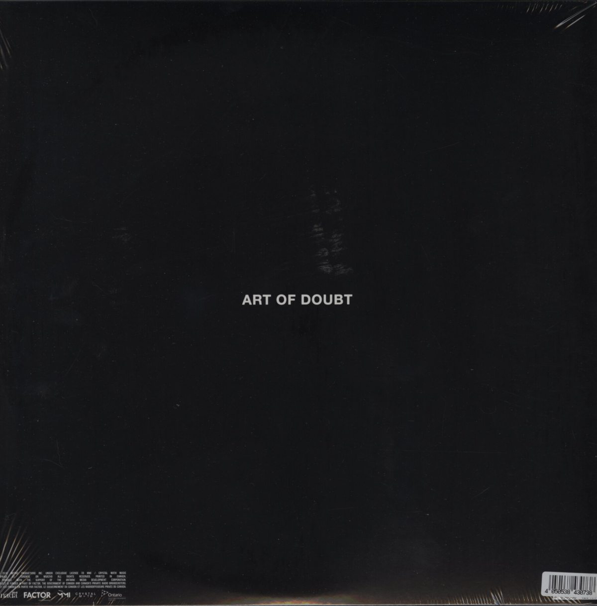 Metric - Art Of Doubt - Limited Edition, White Colored Vinyl, BMG, 2018