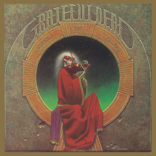 Grateful Dead - Blues For Allah, Rocktober 2018 Exclusive, Vinyl, LP, WEA