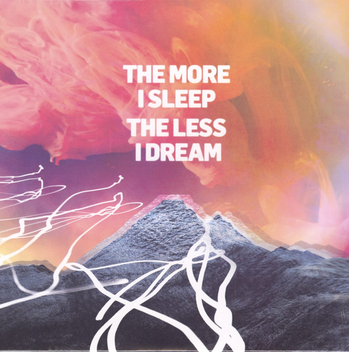 We Were Promised Jetpacks - The More I Sleep The Less I Dream - Magenta Colored Vinyl LP, 2018