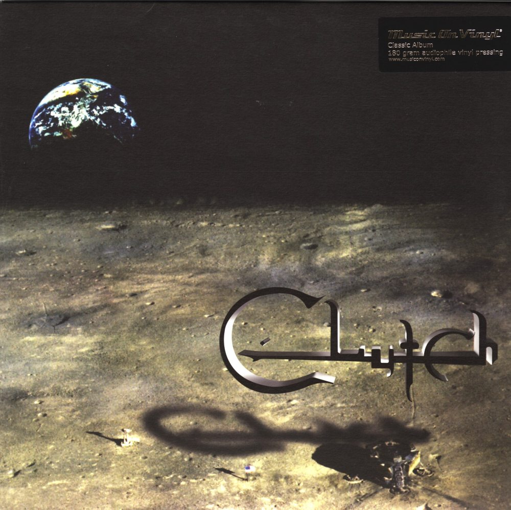 Clutch - Clutch - 180 Gram, Vinyl, LP, Reissue, Import, Music On Vinyl, 2018