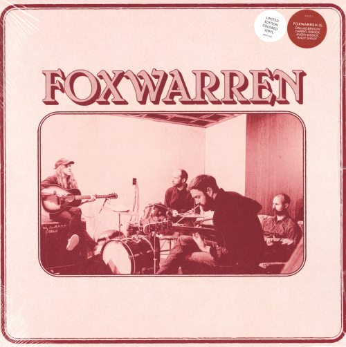 Foxwarren - Foxwarren - Limited Transparent Red Colored Vinyl, Anti-, 2018
