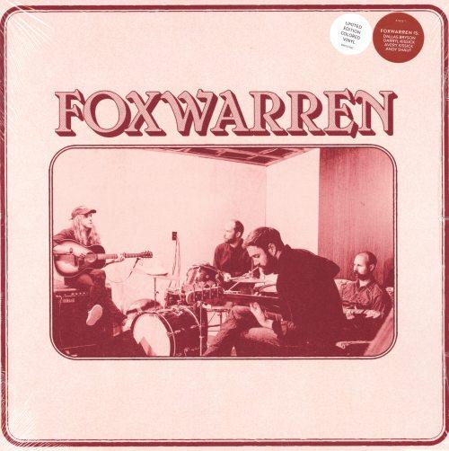 Foxwarren - Foxwarren - Limited Transparent Red Colored Vinyl, Anti-, 2018