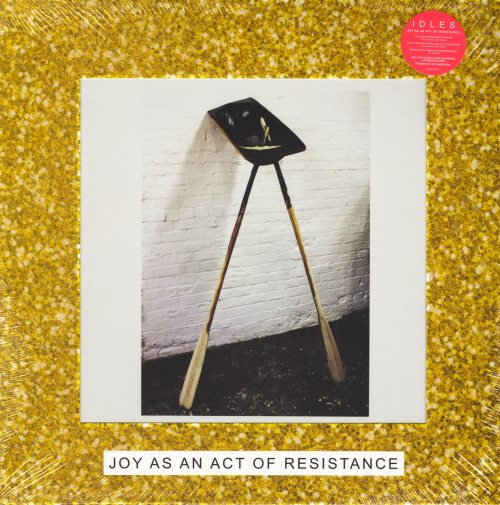 Idles - Joy As An Act Of Resistance - Deluxe Edition, 180 G, Glitter Frame, Partisan Records, 2018