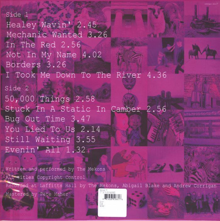 The Mekons 77 - It Is Twice Blessed - Vinyl, LP, Slow Things [Import], 2018