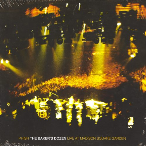 Phish - Baker's Dozen Live At Madison Square Garden - 6XLP Box Set, Jemp Records, 2018
