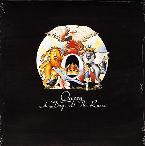 Queen - A Day At The Races - 180 Gram, Vinyl, LP, Reissue, Hollywood Records, 2008