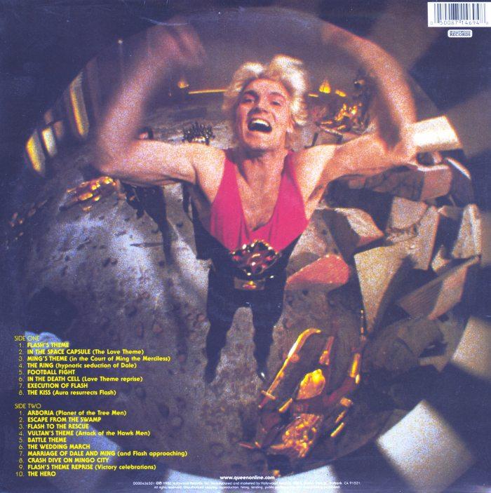 Queen - Flash Gordon - 180 Gram, Vinyl, LP, Reissue, 2009