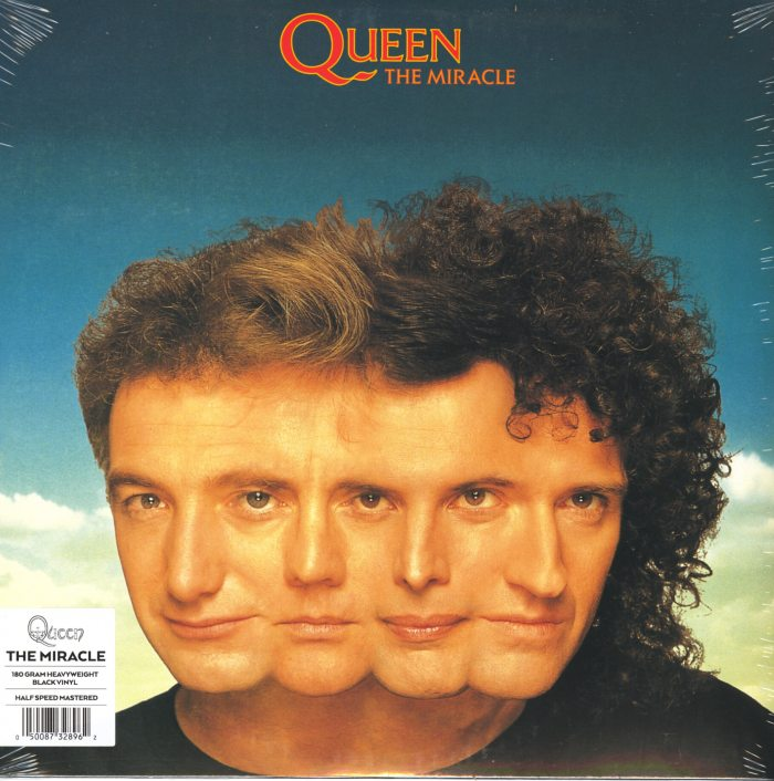 Queen - The Miracle - 180 Gram, Vinyl, LP, Reissue, Hollywood Records, 2015