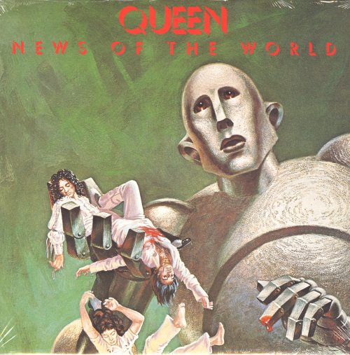 Queen - News of the World - 180 Gram Vinyl, Reissue, Fontana Hollywood, 2018