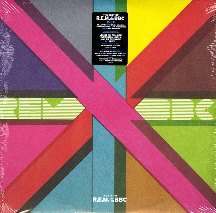 R.E.M. - The Best Of R.E.M. At The BBC - 2XLP, Vinyl, Gatefold, Craft Recordings, 2018