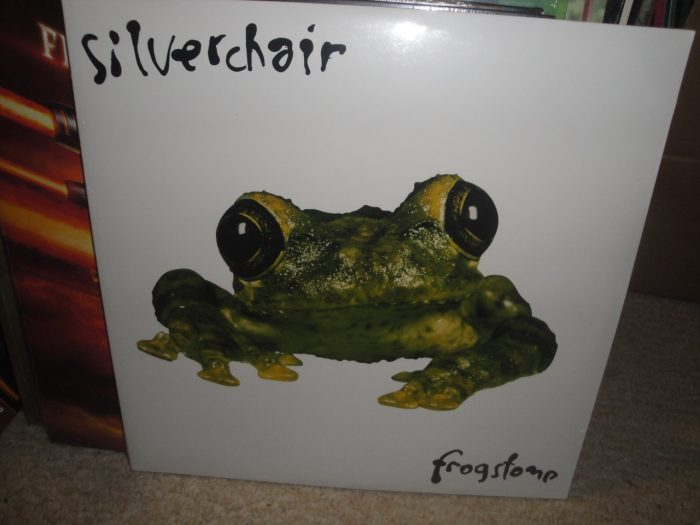 Silverchair - Frogstomp - 2XLP, Colored Vinyl, Reissue, Epic, Srcvinyl, 2018