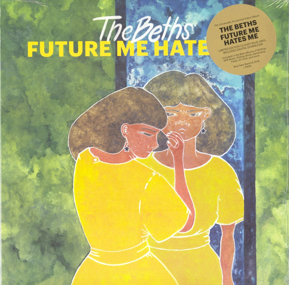 The Beths - Cloudy Blue Vinyl