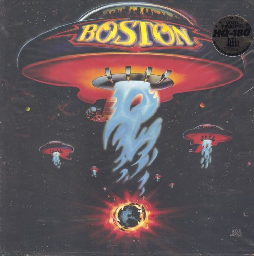 Boston - Boston - 180 Gram Vinyl, Gatefold Jacket, Ltd Ed, Audiophile, Anniversary Edition, 2019