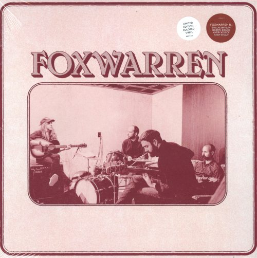 Foxwarren - Foxwarren - Ltd Ed, Red, Colored Vinyl, Epitaph / Ada, 2018