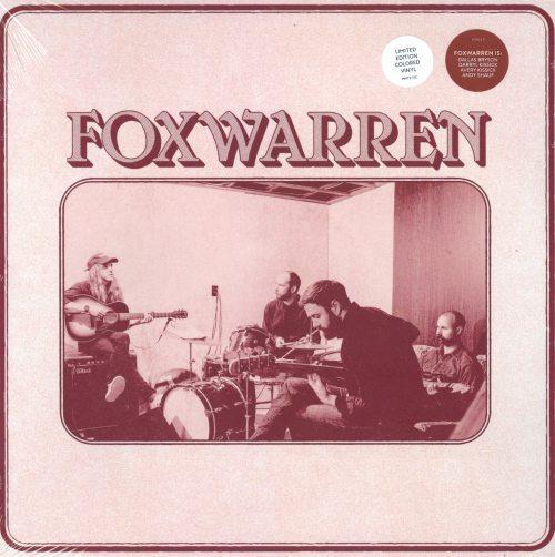 Foxwarren - Foxwarren - Ltd Ed, Red, Colored Vinyl, Epitaph / Ada, 2018