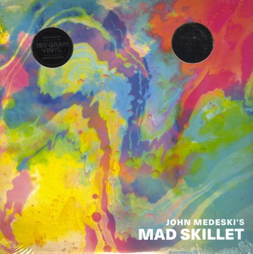 John Medeski - Mad Skillet - Vinyl, LP, Indirecto Records, 2019
