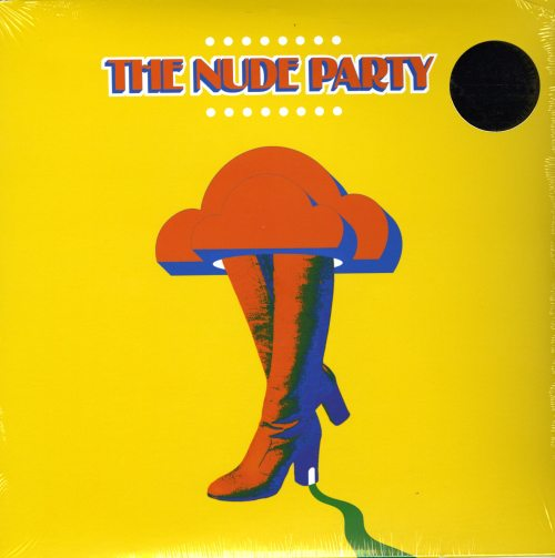 The Nude Party - The Nude Party - Green, Colored Vinyl, New West Records, 2019