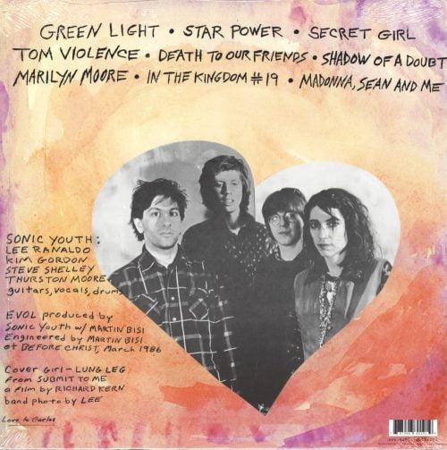 Sonic Youth - Evol - Vinyl, LP, Reissue, Goofin Records, 2015