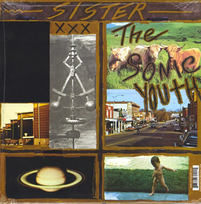 Sonic Youth – Sister – Vinyl, LP, Reissue, Goofin Records, 2016