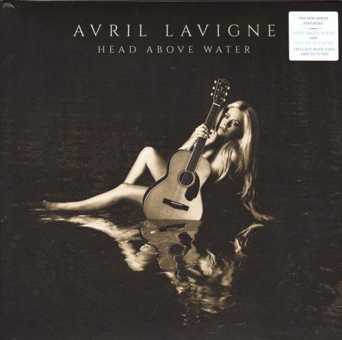 Avril Lavigne - Head Above Water - Ltd Ed, White Vinyl, LP, BMG, 2019