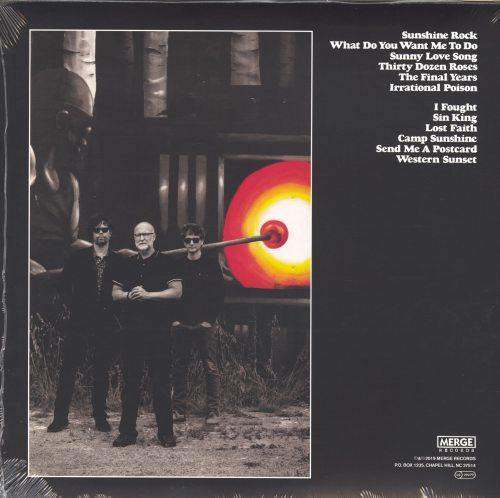 Bob Mould - Sunshine Rock - Ltd Ed Red and Yellow Colored Vinyl, LP, Merge, 2019