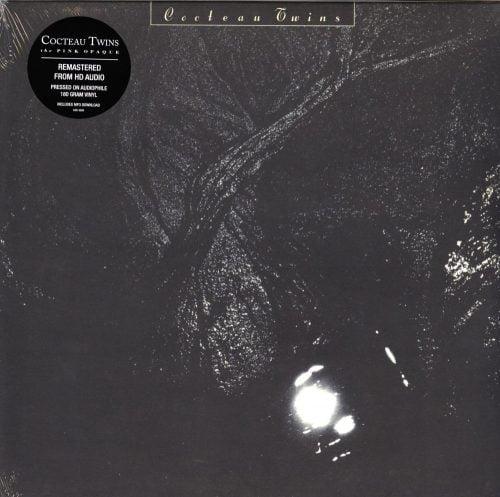 Cocteau Twins - Pink Opaque - Remastered, 180 Gram, Vinyl, Reissue, 4AD, 2015